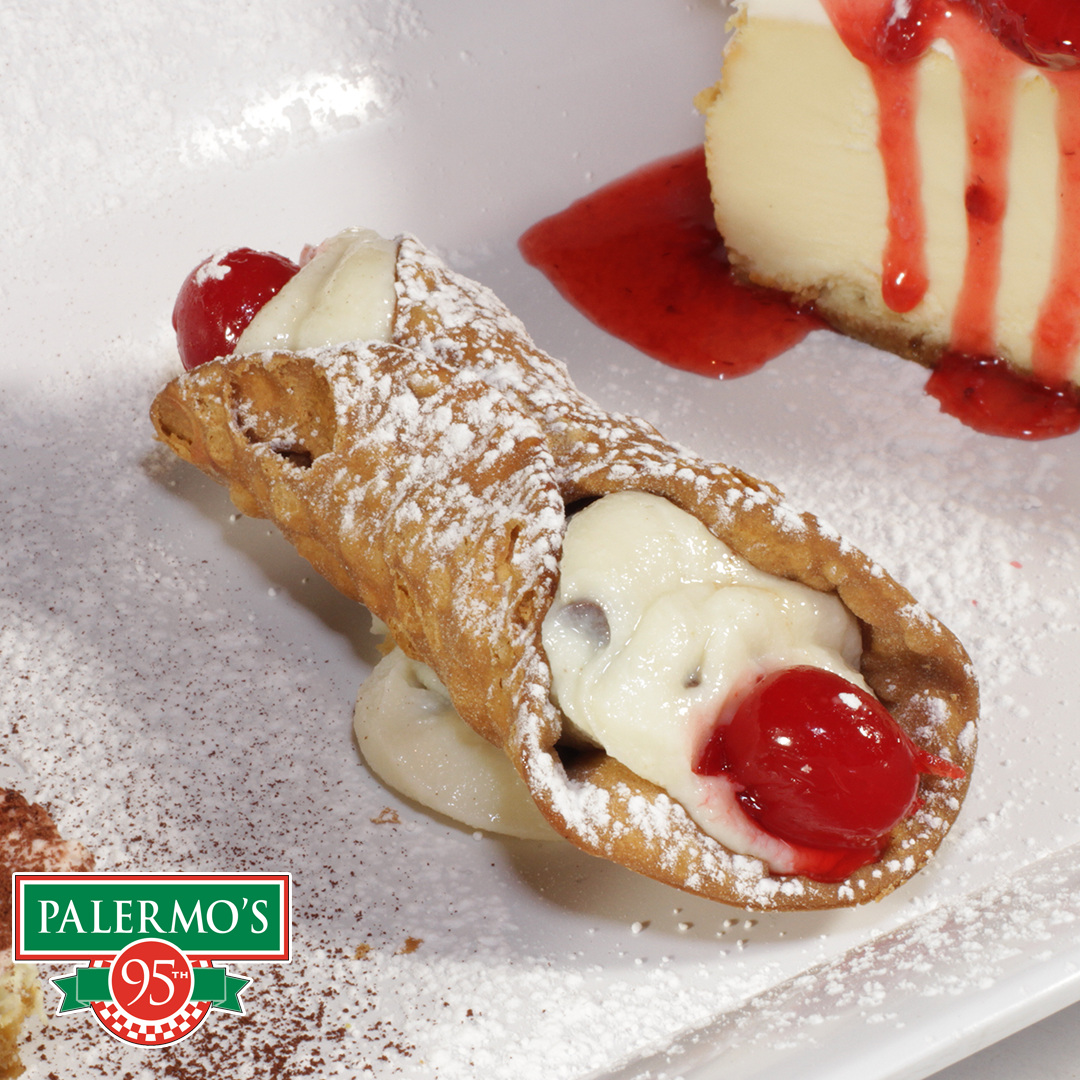 Home-style Cannoli