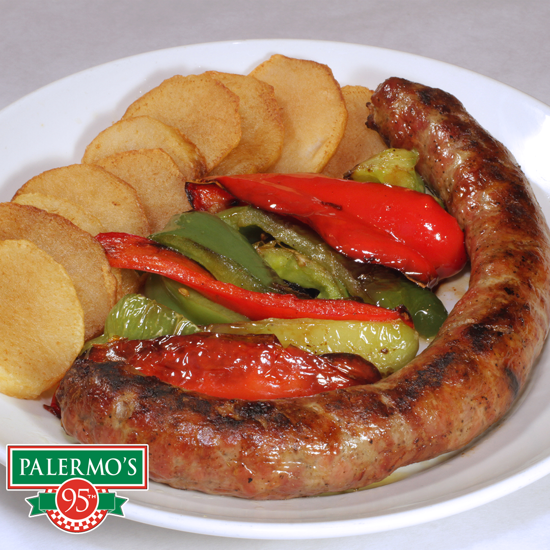 Sausage Peppers Dinner